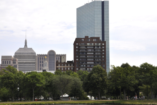 Getting Around Boston, MA: A List of the City's Tallest Buildings